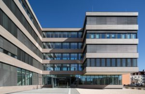Die neue Niederlassung von top flow in Ulm - Bildquelle: Fa. Reisch/Martin Rudau