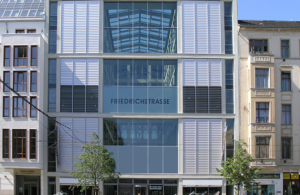 Die neue Adresse der top flow GmbH im Zentrum von Berlin