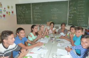 top flow fördert Kinderhaus BuKi in Cidreag/Rumänien