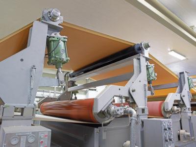 Modernste Technologie in der Produktion bei WEIDMANN