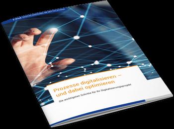 E-Book: So machen Sie Ihre Prozesse fit für die Digitalisierung