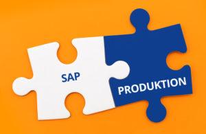 Ein Manufacturing Execution System realisiert die digitalisierte Produktion.