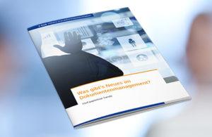 E-Book: 5 Trends zum Dokumentenmanagement