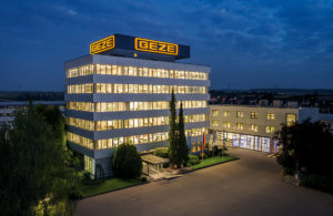 GEZE: digitalisierte Vertriebsprozesse dank top xRM