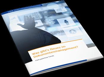 E-Book: Trends Dokumentenworkflow